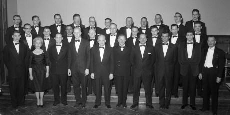 Hendrick Hudson Male Chorus  Hudson 1963