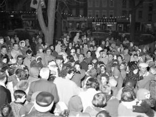 Hudson Chamber of Commerce Santa comes to Hudson 1961 (1)