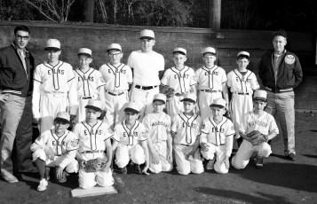 Hudson Elks Club Little League 1963 (2)
