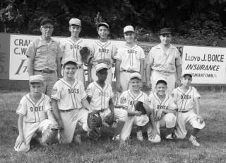 Hudson Elks Club Little League 1963 (3)