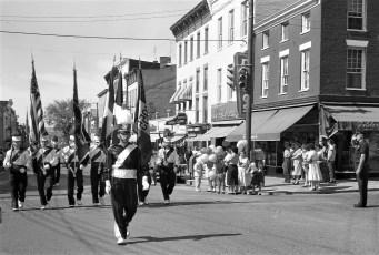 Hudson Fireman's Parade 1960 (1)