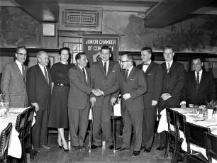 Hudson Junior Chamber of Comm. 1960