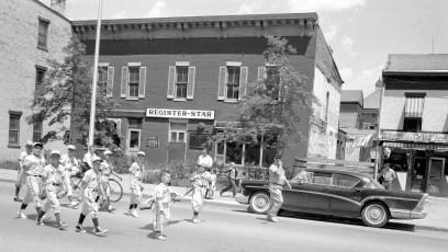 Hudson LL Opening Day Parade & Festivities 1963 (6)