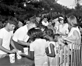Hudson Police Dept. Youth Day 1964 (2)