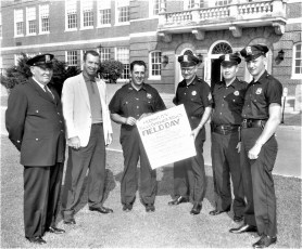 Hudson Police Youth Day 1961