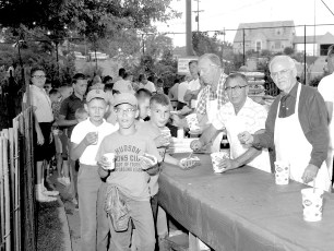 Hudson Police Youth Field Day 1963 (4)