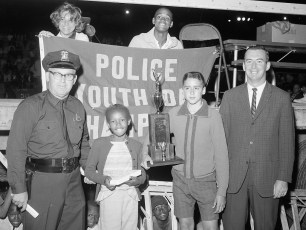 Hudson Police Youth Field Day 1963 (5)