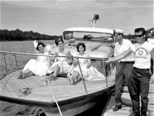 Hudson Power Boat Assn. Blessing of the Fleet 1963 (2)