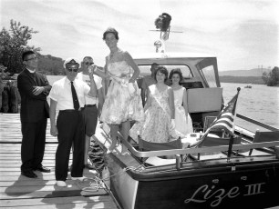 Hudson Power Boat Assn. Blessing of the Fleet 1963 (3)