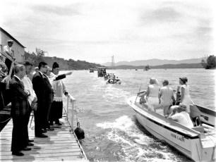 Hudson Power Boat Assn. Blessing of the Fleet 1963 (6)