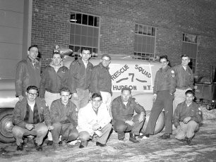 Hudson Rescue 7 & Greenport Rescue joint disaster tests 1960 (7)