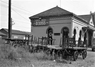 Hudson Train Station & Grounds 1960 (5)