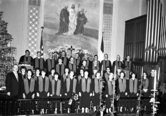 Lutheran Church Hudson 1961