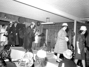 Mt. Carmel Church Fashion Show 1963 (4)