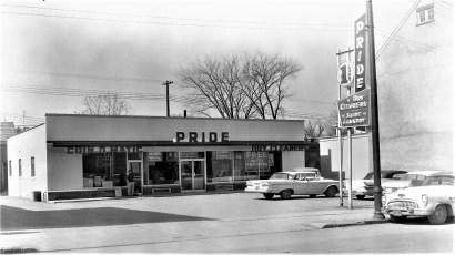 Pride Cleaners Hudson 1961