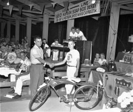 Soap Box Derby Awards Banquet Hudson 1960 (4)