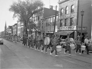 Soap Box Derby parade Hudson 1960 (1)