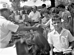 Youth Day Hudson Police Dept. 1961 (3)