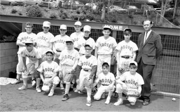 Elk's Little League Hudson 1968 (3)