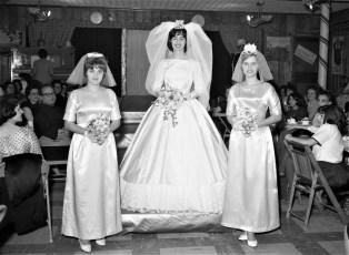 Mt. Carmel Church Hat Show Hudson 1965 (2)