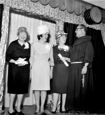 Mt. Carmel Church Hat Show Hudson 1965 (3)