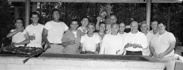 Pocketbook Factory Union Local 24 Barbeque 1965 (6)