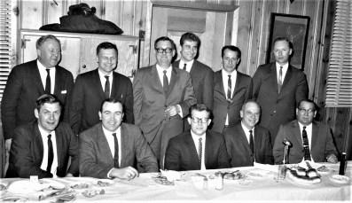 Polish Sportsmen Club Annual Banquet 1968 (1)