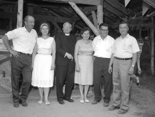 St. Nicholas Ukrainian Church Picnic 1965 (2)