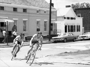 Dept. of Youth 50 Lap Bicycle Race 3rd & State St. Hudson 1976 (3)