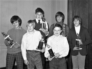 Elk's Little League Awards Night Hudson 1973 (4)