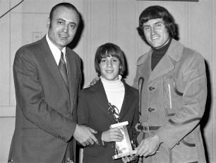Elk's Little League Awards Night Hudson 1973 (5)