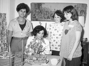 Hudson Jayncees Social 1977