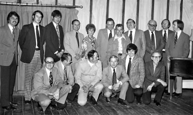 Hudson Junior Service League Banquet 1976 (1)