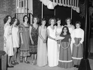 Magic of Charm workshop graduates Hudson 1977