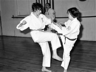 Mas Oyama School of Karate Hudson 1977 (2)