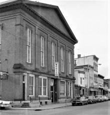 Moose Hall Warren St. Hudson 1971