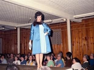 Mt Carmel Church Fashion Show Hudson 1971 (2)