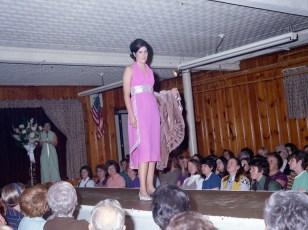 Mt Carmel Church Fashion Show Hudson 1971 (3)