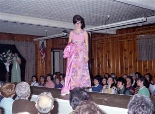 Mt Carmel Church Fashion Show Hudson 1971 (4)
