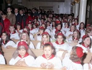 Mt. Carmel Church Confirmation Hudson 1971 (1)