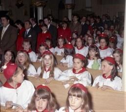 Mt. Carmel Church Confirmation Hudson 1971 (2)