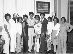 NAACP Fashion Show at the Hudson Armory 1974 (1)