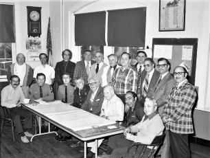 Washington Hose Company Hudson 1977