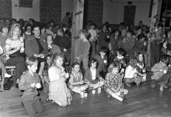 Clermont Fire Co. Xmas Party 1971 (1)