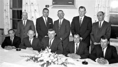 Clermont Fire Dept. Annual Banquet 1965