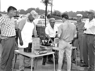 Clermont Fire Dept. Annual Clambake 1969 (1)