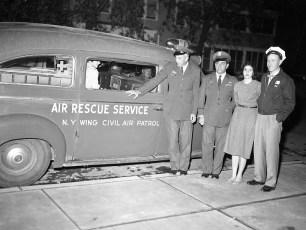 Civil Air Patrol Training at Hudson Armory 1962 (1)