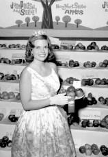 Col. Cty. Farm Bureau Apple Queen Ms. Hall 1964 (1)