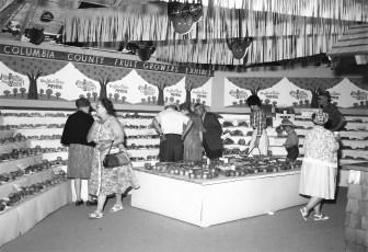 Col. Cty. Farm Bureau Apple Queen Ms. Hall 1964 (2)