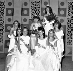 Col. Cty. High School Queen 1968